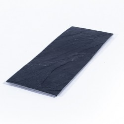 Assiette ardoise rectangle 29x11cm