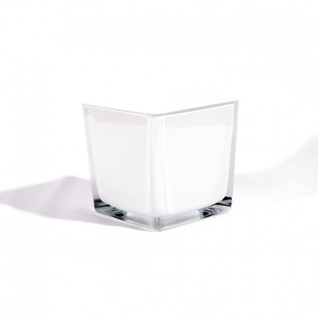 Cube en verre